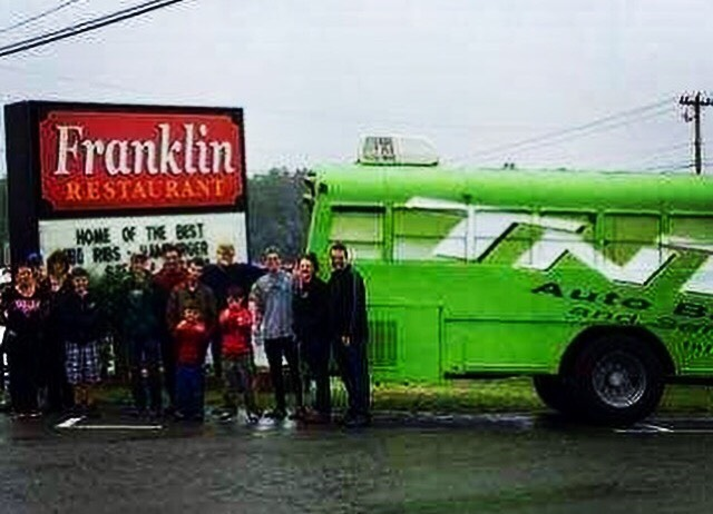 Franklin Restaurant with TNT Hurricane Relief